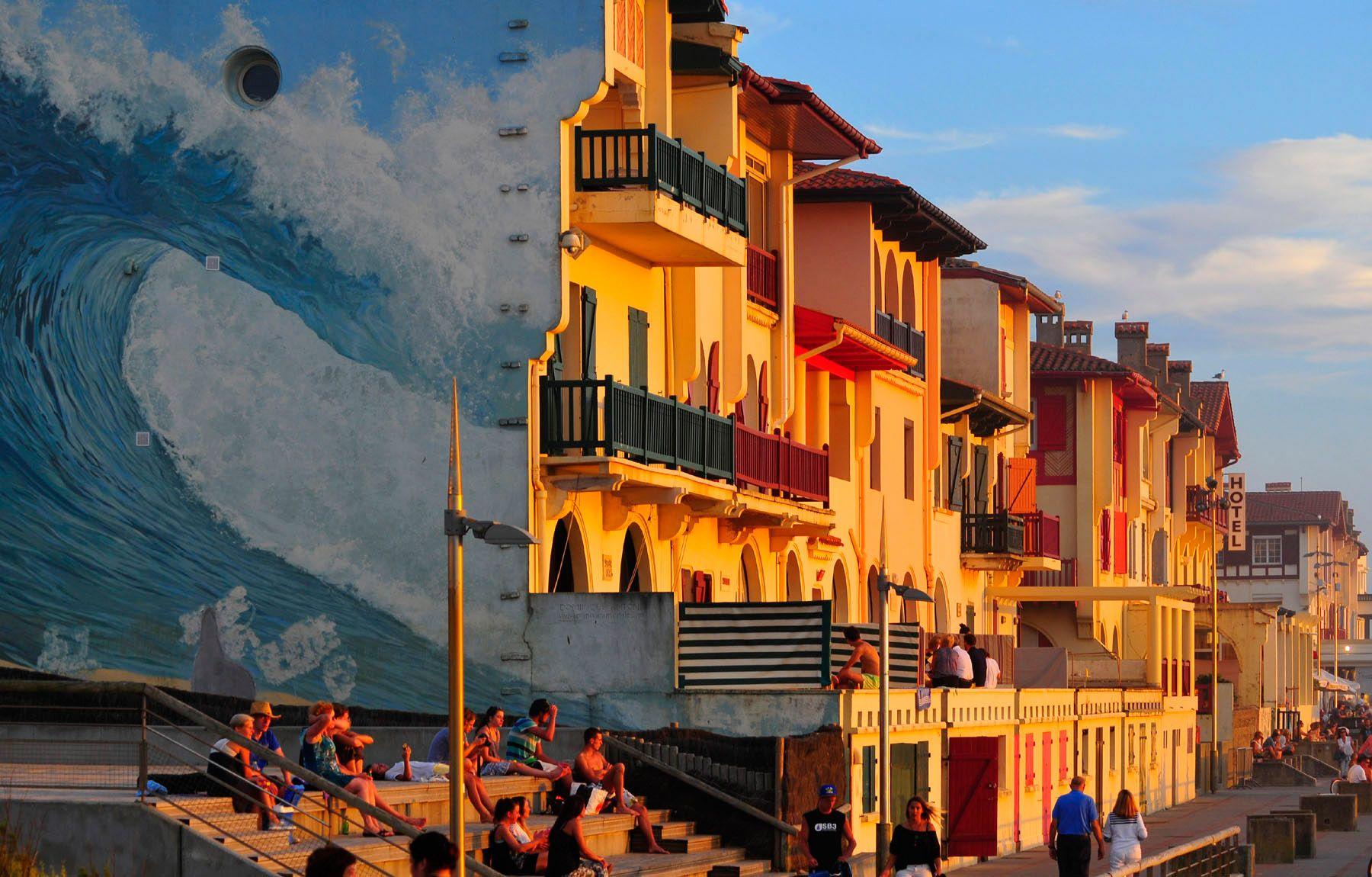 Hossegor favorite places spaces pinterest hossegor landes et les landes - Office du tourisme hossegor ...