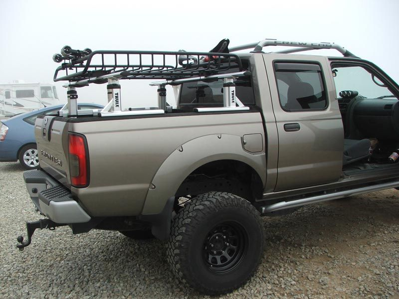 truck bed cross bar rack stake body Google Search
