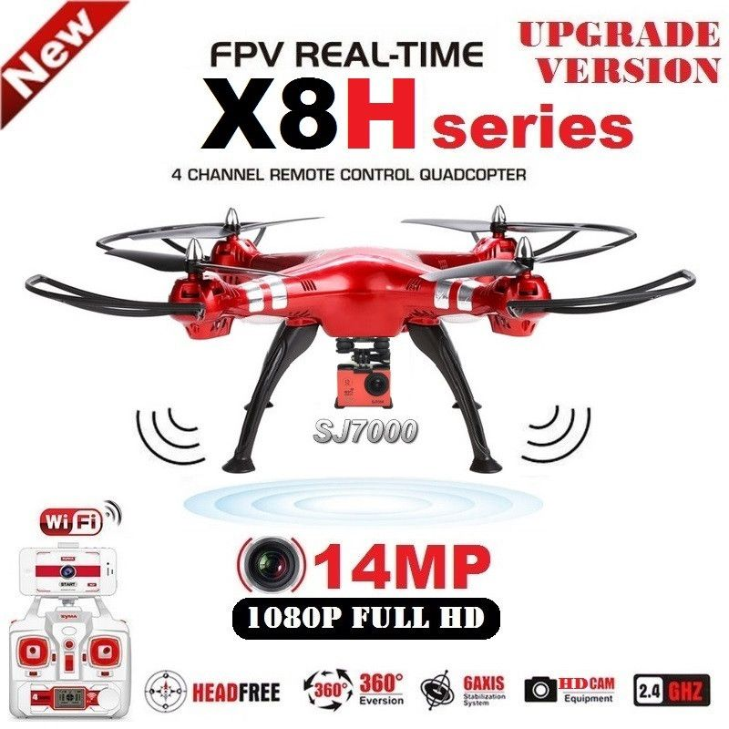 Now Available On Our Store SYMA X8HG X8HW RC Be The First In Your Block Uniqbrands Products Syma X8hg X8hw Rc Drone 2 4g 6 Axis Fpv