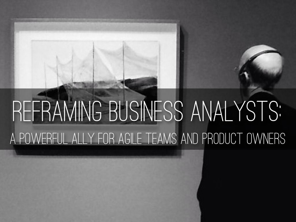 Senior Business Systems Analyst Articles