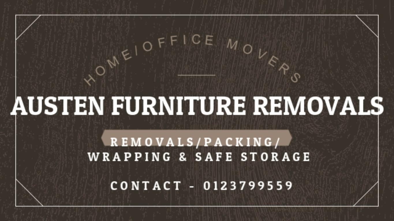 Austen Furniture Removals Moving Company Johannesburg
