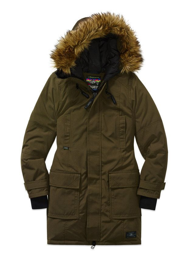 TNA Bancroft Warmest Parka | Parkas, Winter coats and Canada