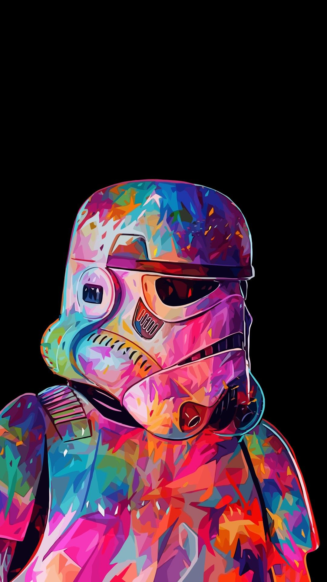 Star Wars Amoled In 2020 Star Wars Painting Star Wars Art Star Wars Fan Art