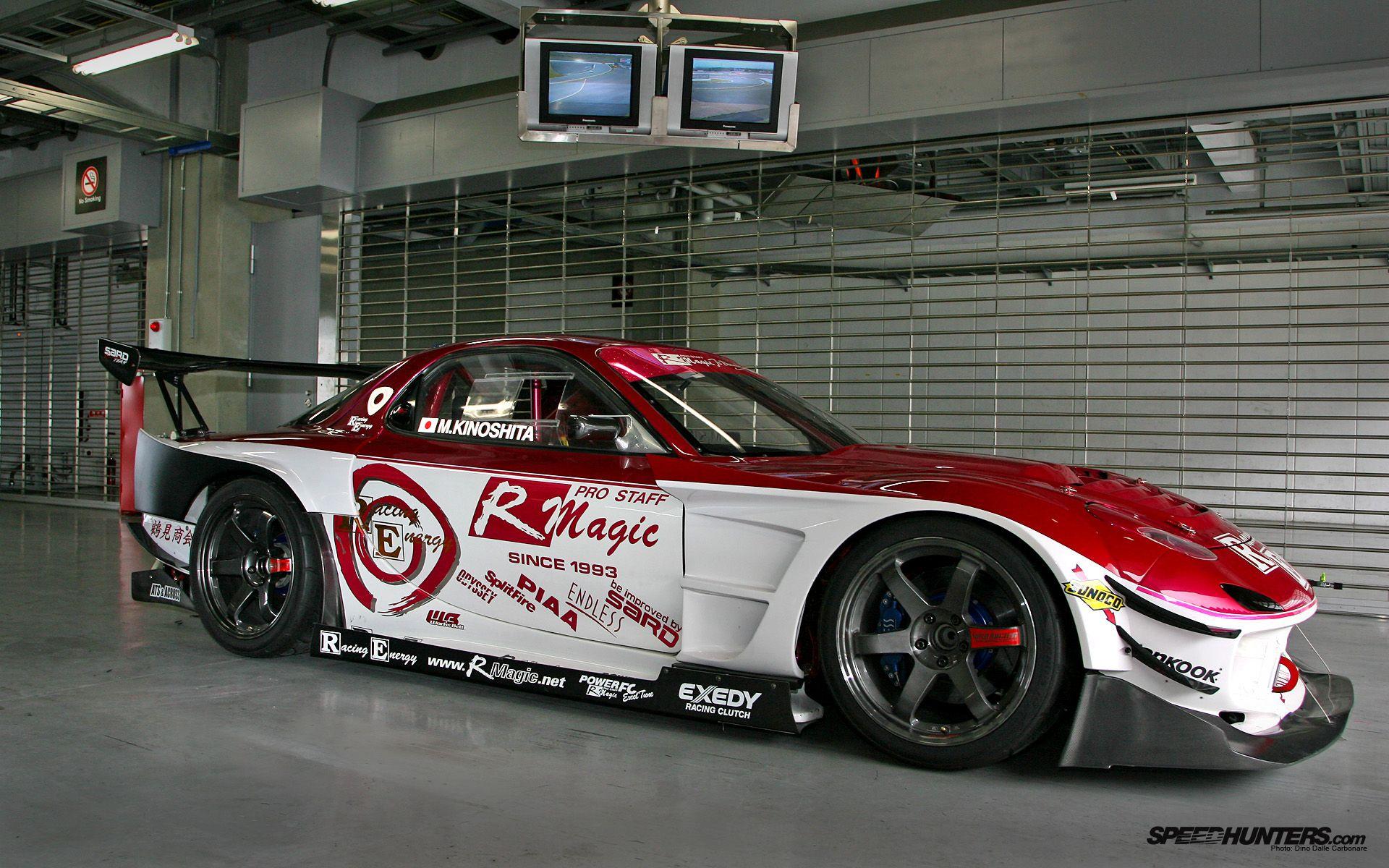 Mazda Rx7 Race Car wallpaper free | Japanese racing cars ...
