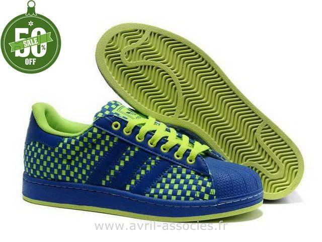 Boutique Femmes Adidas Superstar Armure Bleu Vert Jaune (Adidas Superstar  Pas Cher) · Converse ShoesWomen's ShoesNike ...