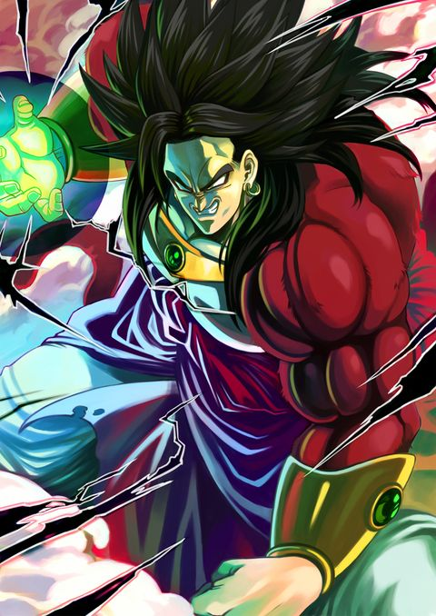 Ss4 Broly Vs Yamcha Dragonball Forum Neoseeker Forums