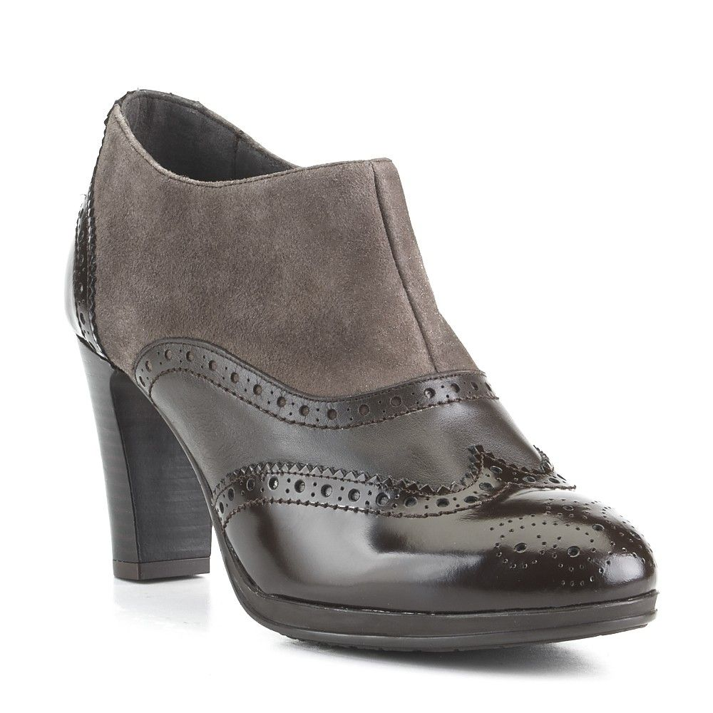 Zapatos negros casual Fosco para mujer yTiZzmzlb