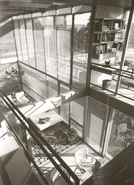 Leavengood Residence, St. Petersburg Florida. 1950-1. Ralph Twitchell & Paul Rudolph