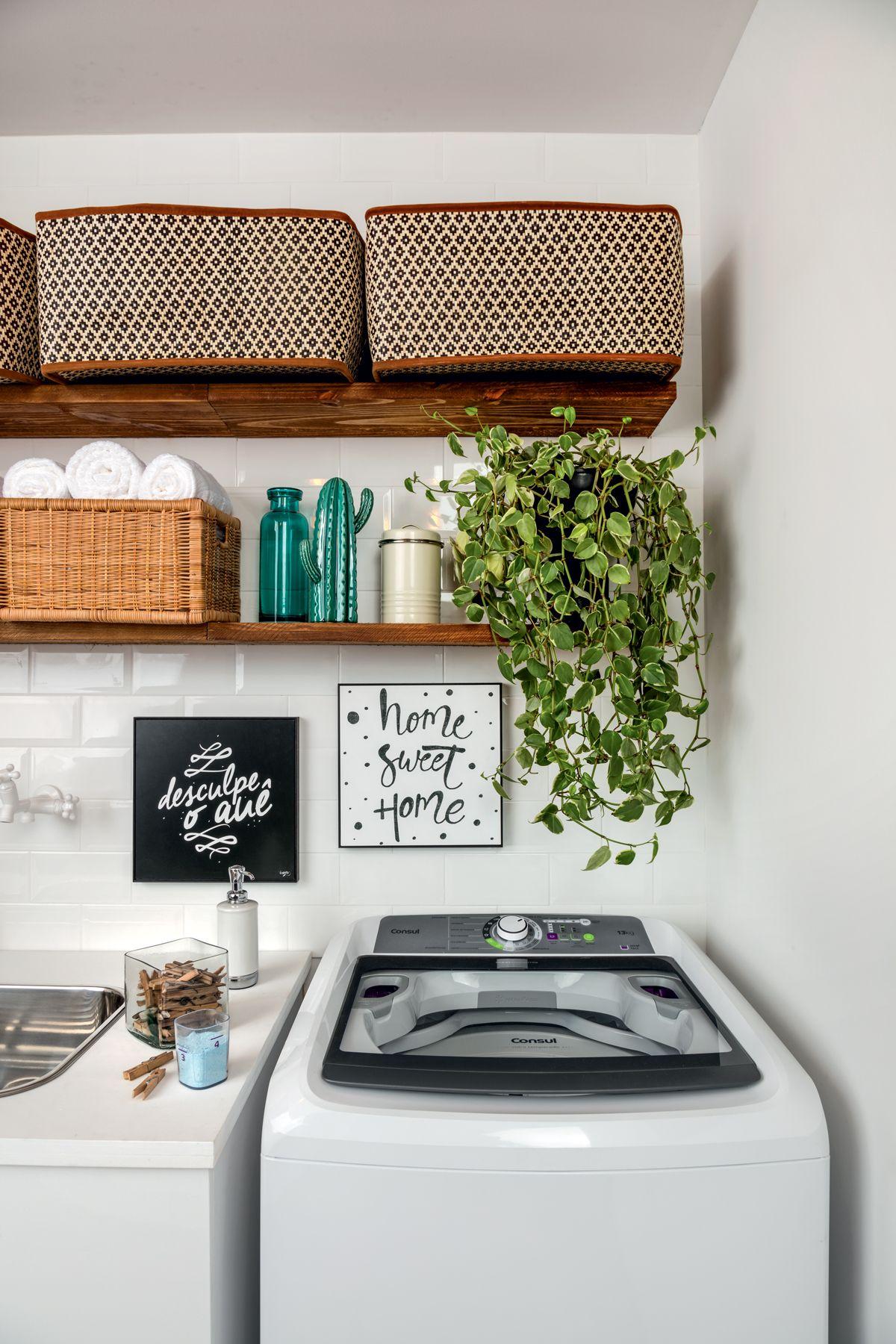 a64d96f94 O espaço pode sair do lugar-comum – basta transformá-lo em mais um ambiente  de estar da casa