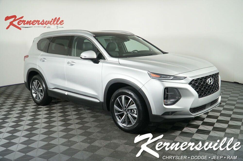 2019 Hyundai Santa Fe Limited 2.4 в 2020 г