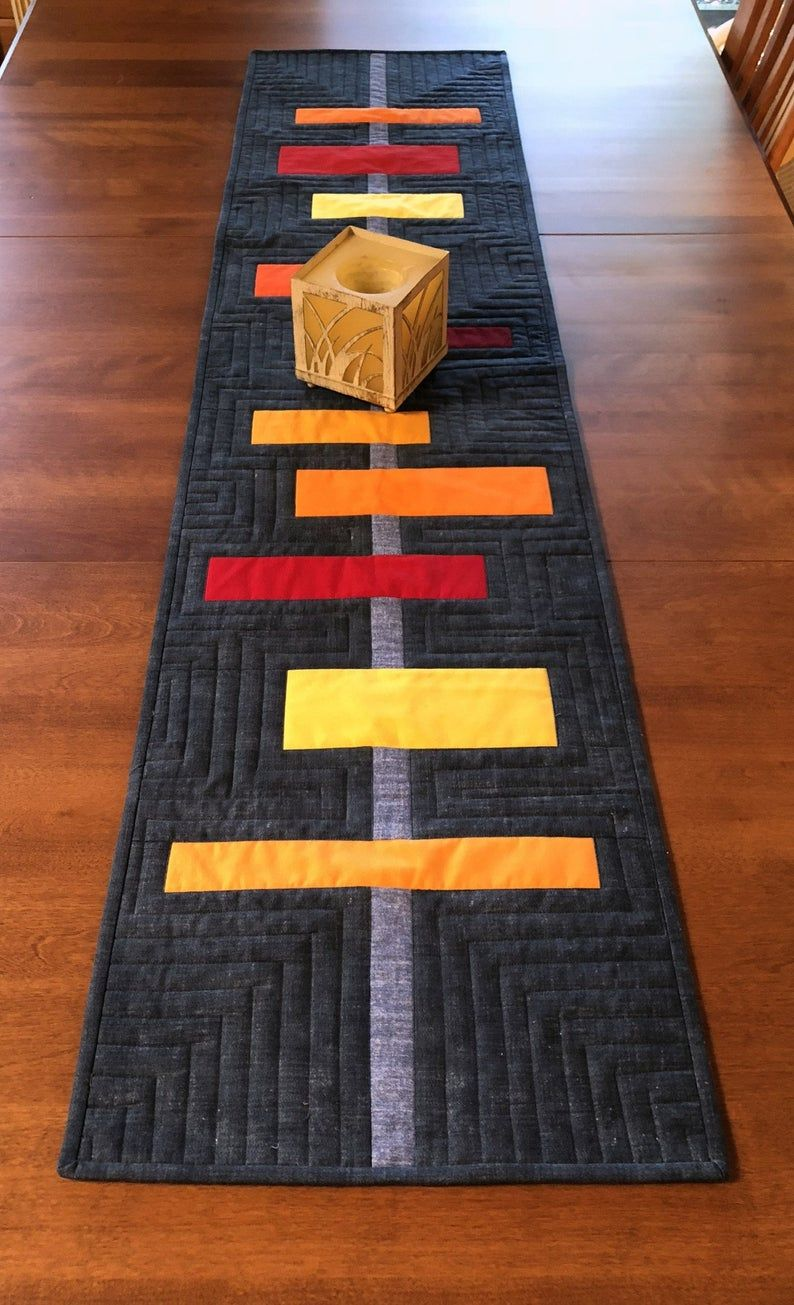 12+ Yellow coffee table runner inspirations