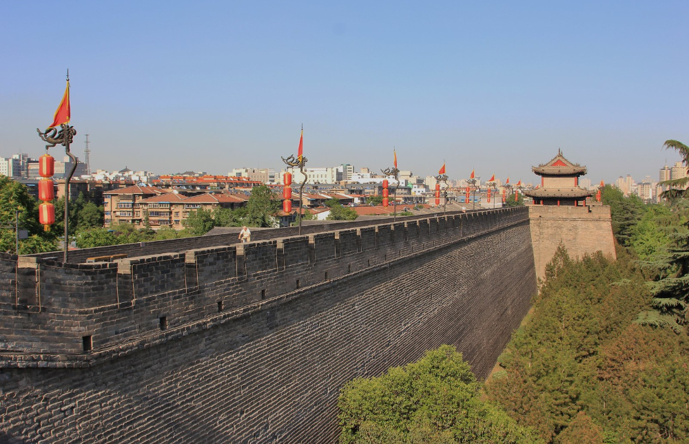 Fortifications of Xi'an | Xi'an, Fortification, Photography