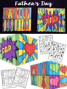 Agamographs for Mother's Day & Father's Day - Fun Father's Day Craft Idea!