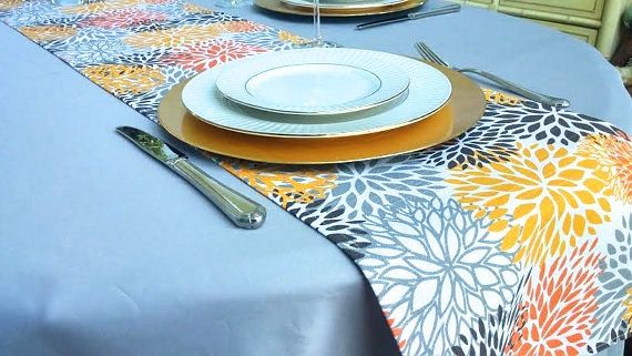 Table Runner , Available In Different Length, Table Napkins, Thanksgiving Table  Runner,, Table Cover