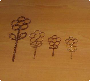 Wire  Flowers