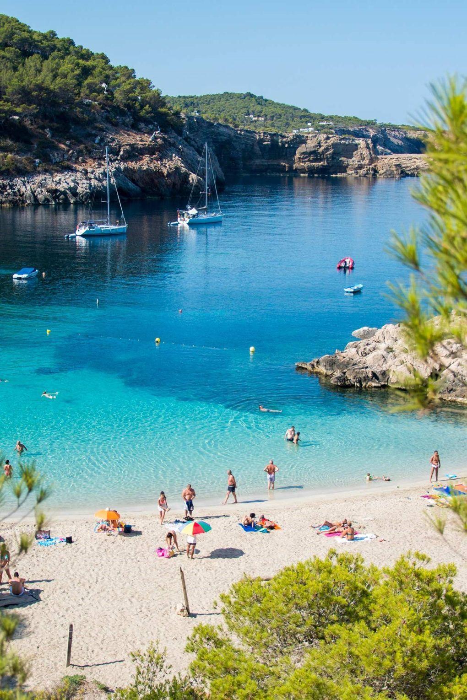 The Best Beaches In Ibiza Ibiza Beach Ibiza Travel Ibiza Spain