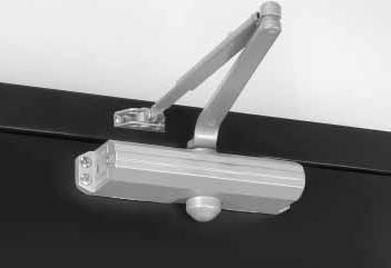 Door Closer Basics Closed Doors Doors Door Closers