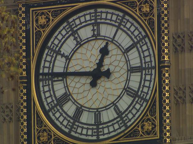 A Rare Look Inside London S Big Ben Big Ben London Big Ben Clock Inside London