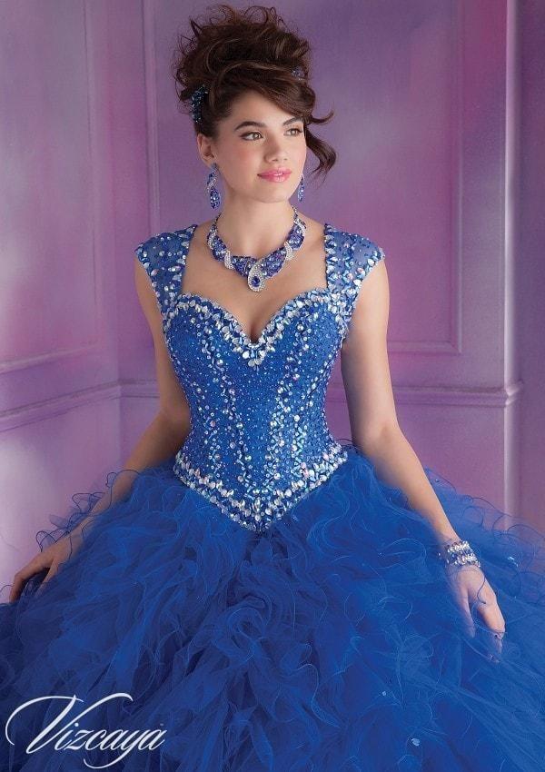 Lee Quinceanera Dress 89014 ROYAL