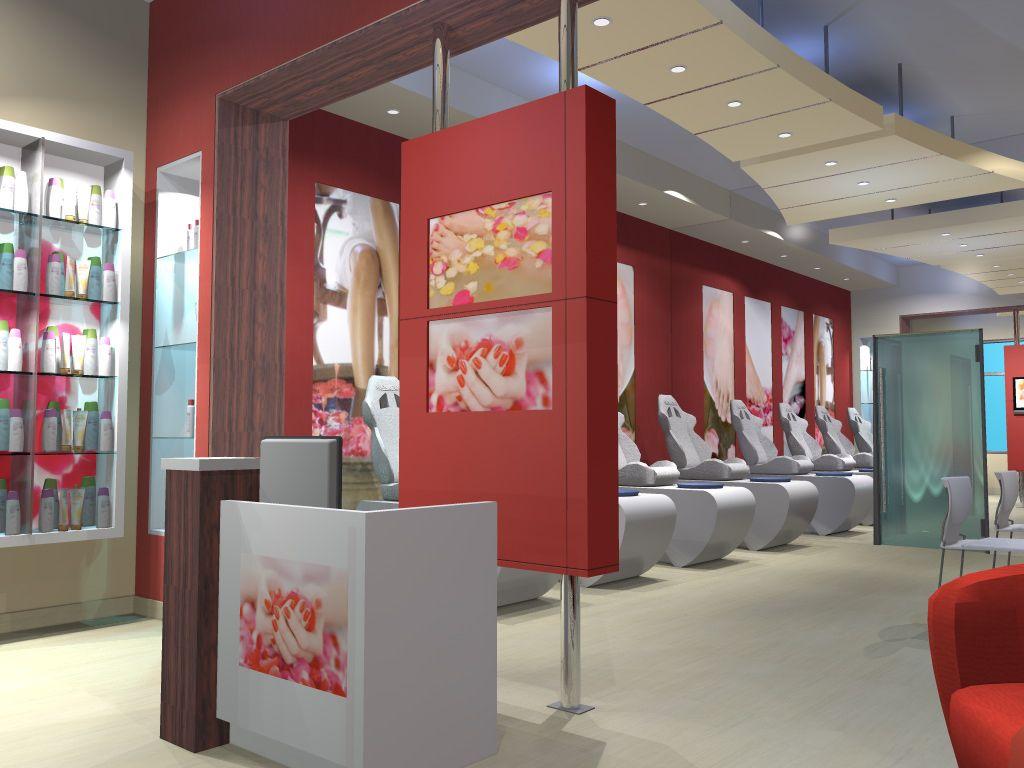 Design TWG! Prime Nail Salon & Spa | Saloon | Pinterest | Nail ...