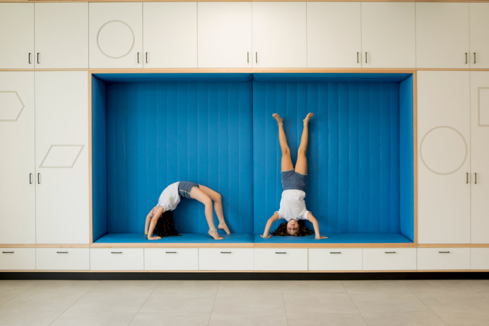 Sarit Shani Hay designs Tel Aviv school for