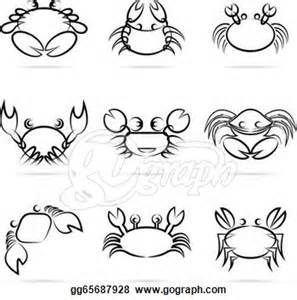 star signs cancer cartoon bing images tattoo. Black Bedroom Furniture Sets. Home Design Ideas