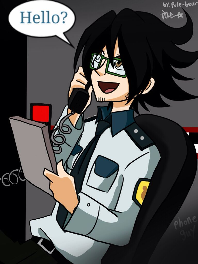 phone guy fnaf pinterest five night five nights at freddy s