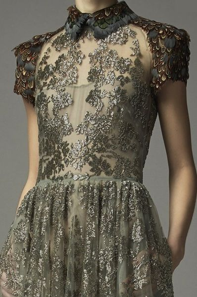 Details at Valentino Pre-Fall 2014