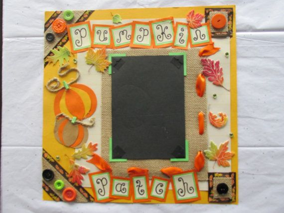 Pumpkin Baby by MagnoliaScrapbooking on Etsy