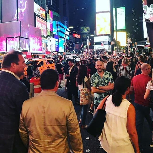 Day 36. Times Sguare at night #timessquare #nyc #nycphotography #nycpeople #crazy #bilboards  Day 36...