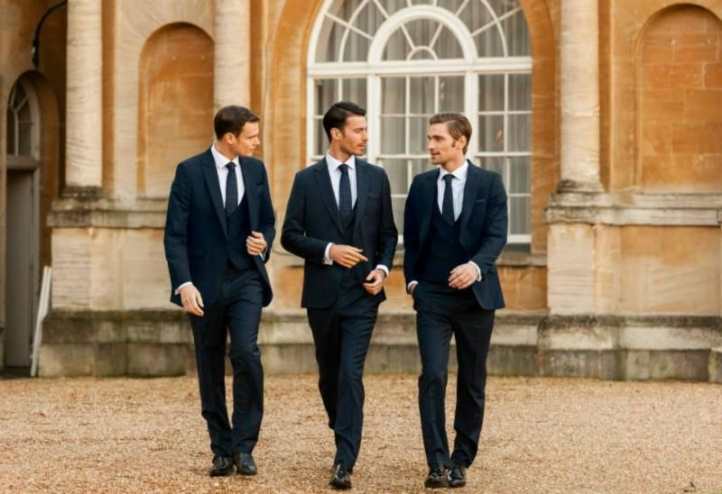 Award winning quality wedding suit hire PLUS Exclusive \'Slim Fit ...