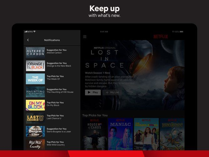 Netflix App for iPhone Free Download Netflix for iPhone