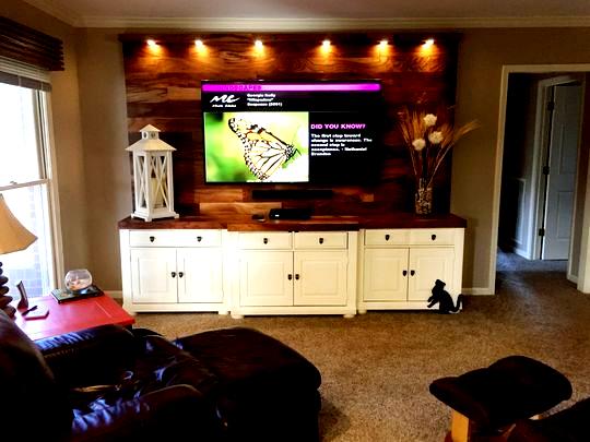 20 Best DIY Entertainment Center Ideas For Cozy Living