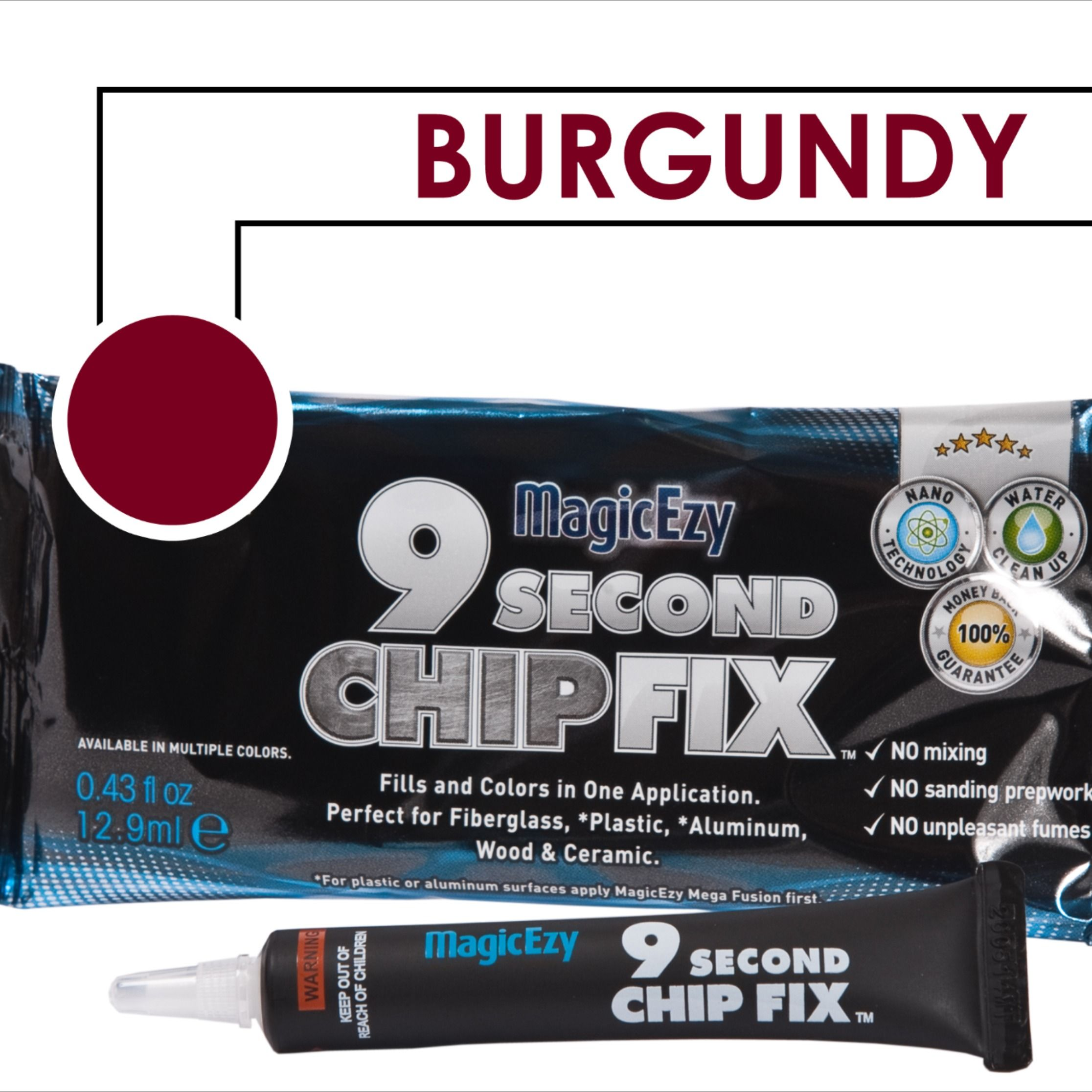 Magicezy 9 Second Chip Fix Colors In 2020 Ceramic Stove Top Glass Top Table Chips