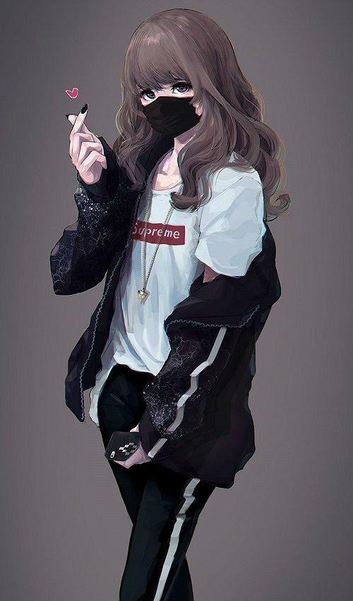 Cool Anime Girl.. | Anime Amino