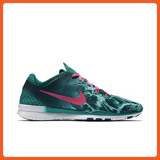 1f5f400fa90a Women s Nike Free 5.0 Tr Fit 5 PRT Radiant Emerald Pink Size 11 704695-300  - Athletic shoes for women ( Amazon Partner-Link)