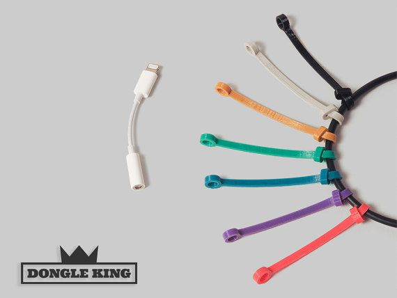 Tether For Apple Lightning To Headphone Jack Adapter By Dongleking Wolle Kaufen