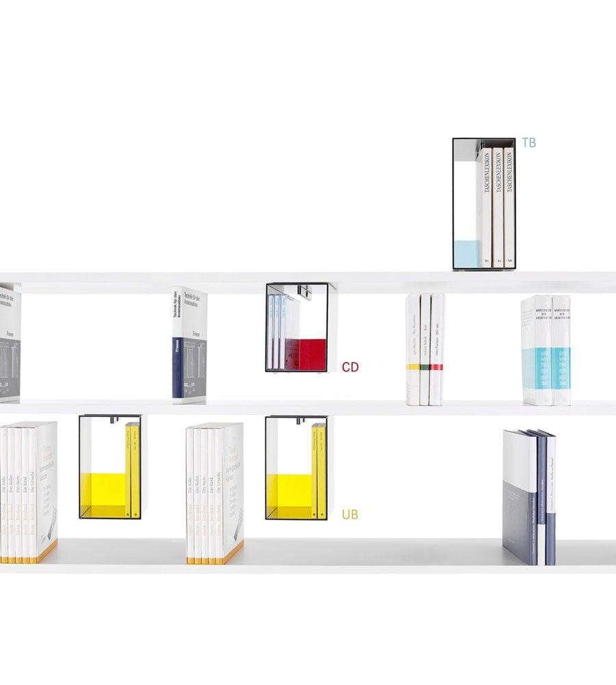 COLOUR RACK - arrange your shelf with... colour - it´s so easy!