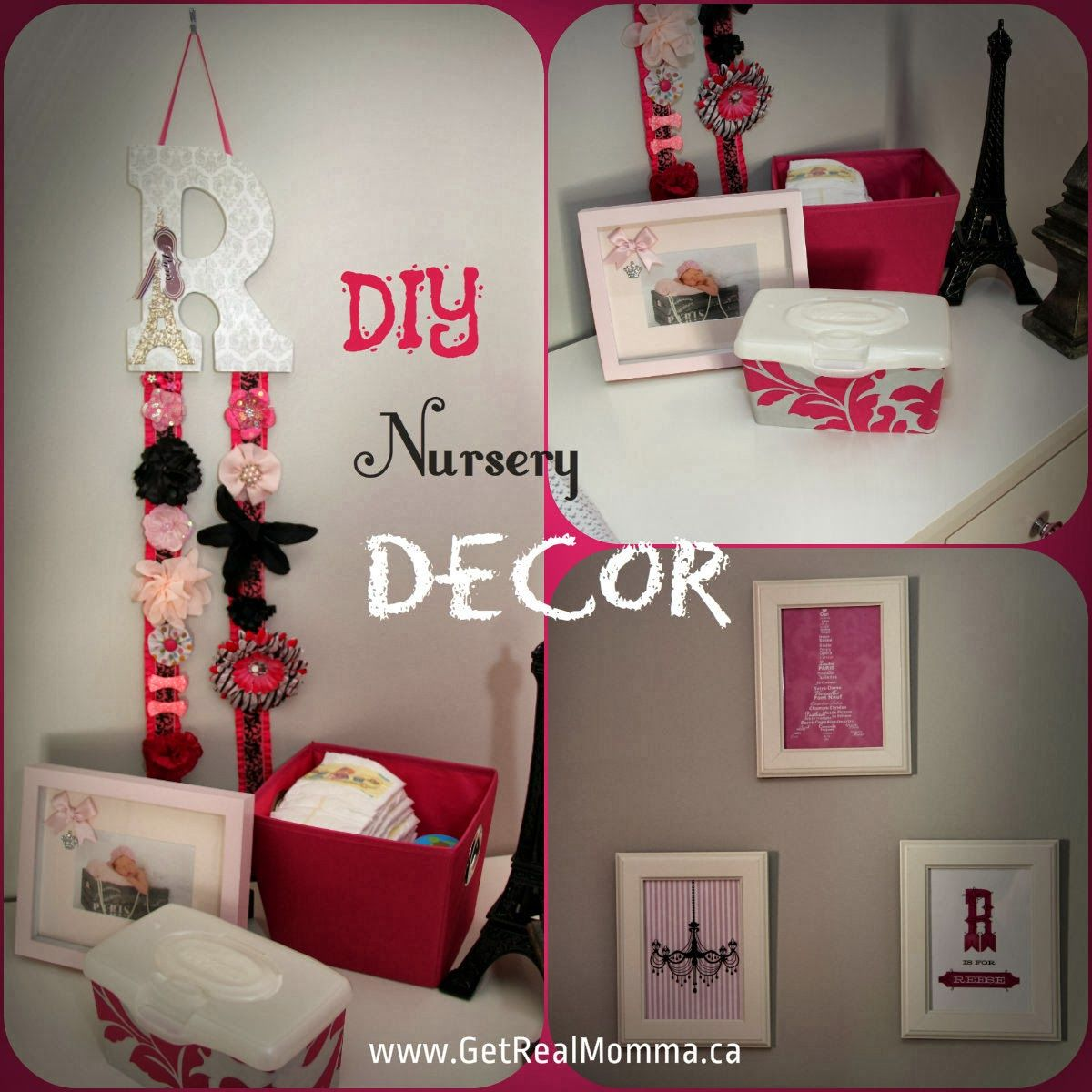 Do it yourself nursery dcor getrealmomma baby shower do it yourself nursery dcor getrealmomma solutioingenieria Images