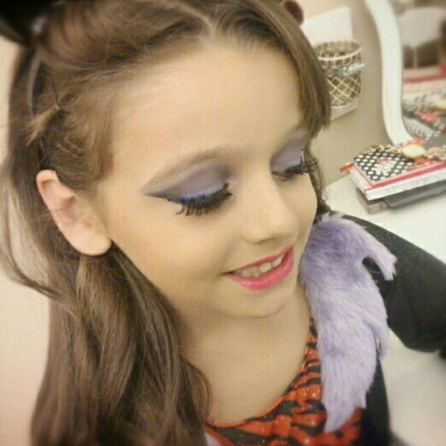 Make Up Clawdeen Wolf Monster High.