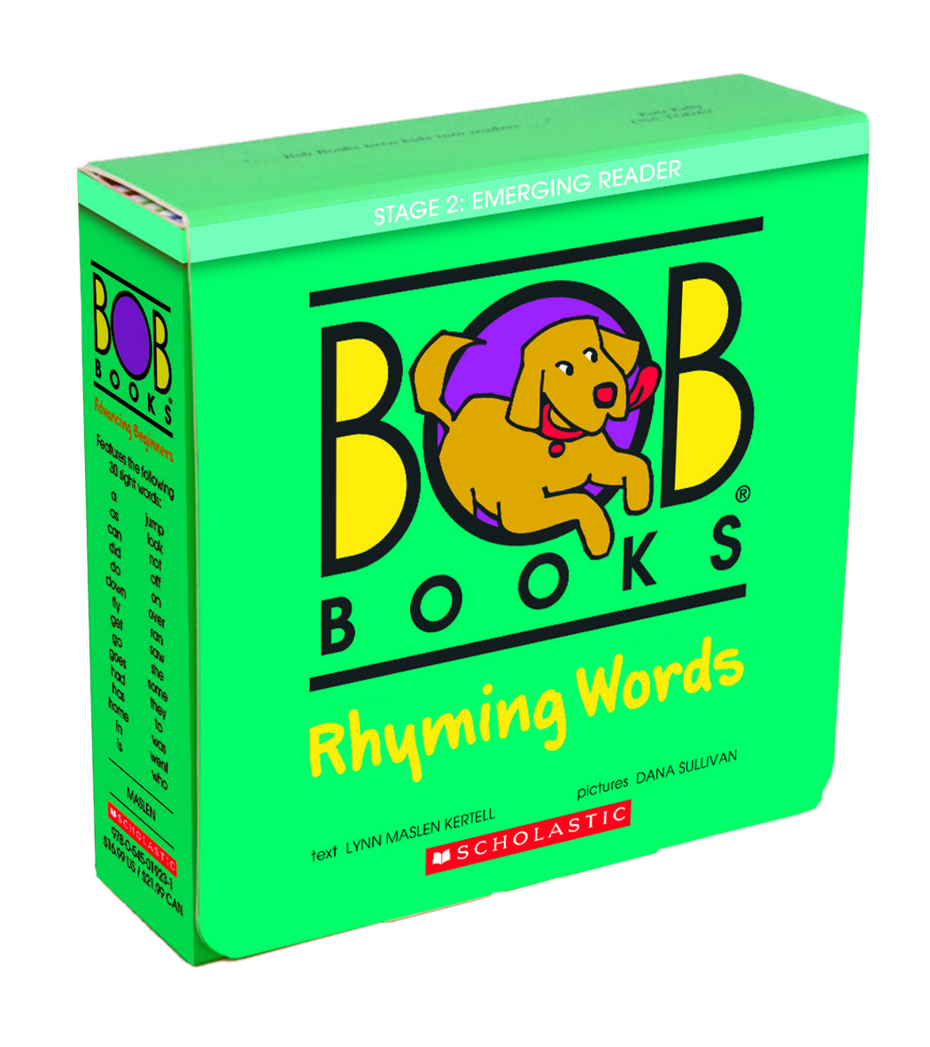 Bob Books: Rhyming Words #ReadingReadywithBob | Bob Books ...