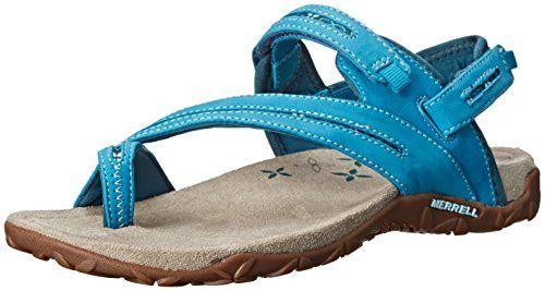 Merrell Women's Terran Convertible Sandal,Algiers Blue,6 M US Merrell http:/