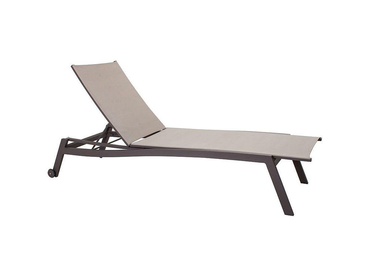 Stern Sonnenliege Allround Aluminium Taupe Textil Kieselgrau Kaufen Im Borono Online Shop Sonnenliege Aluminium Gartenmobel
