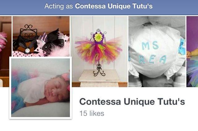Contessa unique tutu's