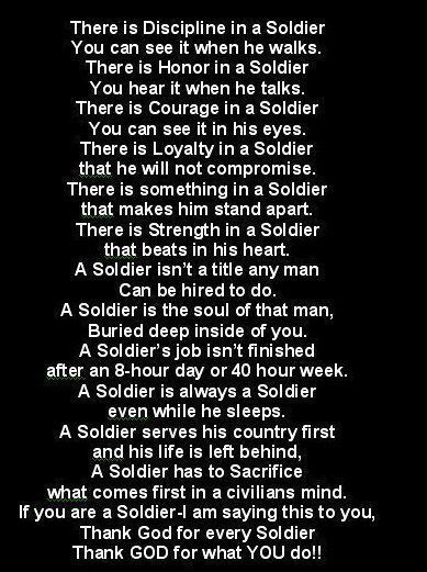 Pin By Jessica Niziolek On Things That Matter 2 Me Military Quotes Military Love Army Love