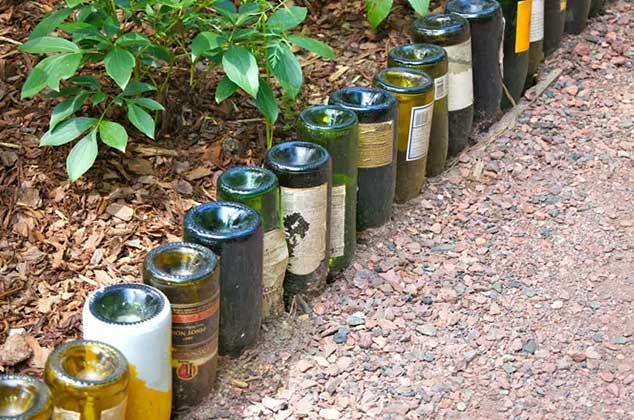 bbce30533193b 10 ideas increíblemente creativas para reciclar botellas de vidrio - Cocina  Vital
