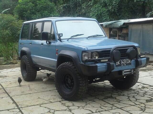 Isuzu Trooper For Sale 0818841171 Wa Line Mobil Impian Mobil
