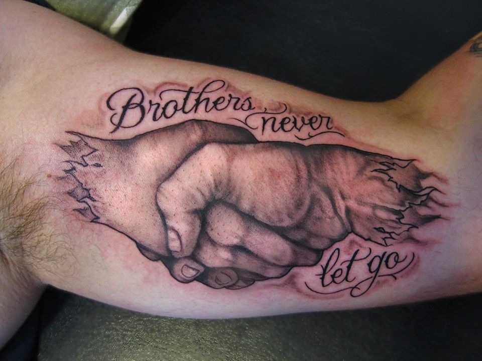 Brother Tattoo Quotes Google Search Brother Tattoos Brother