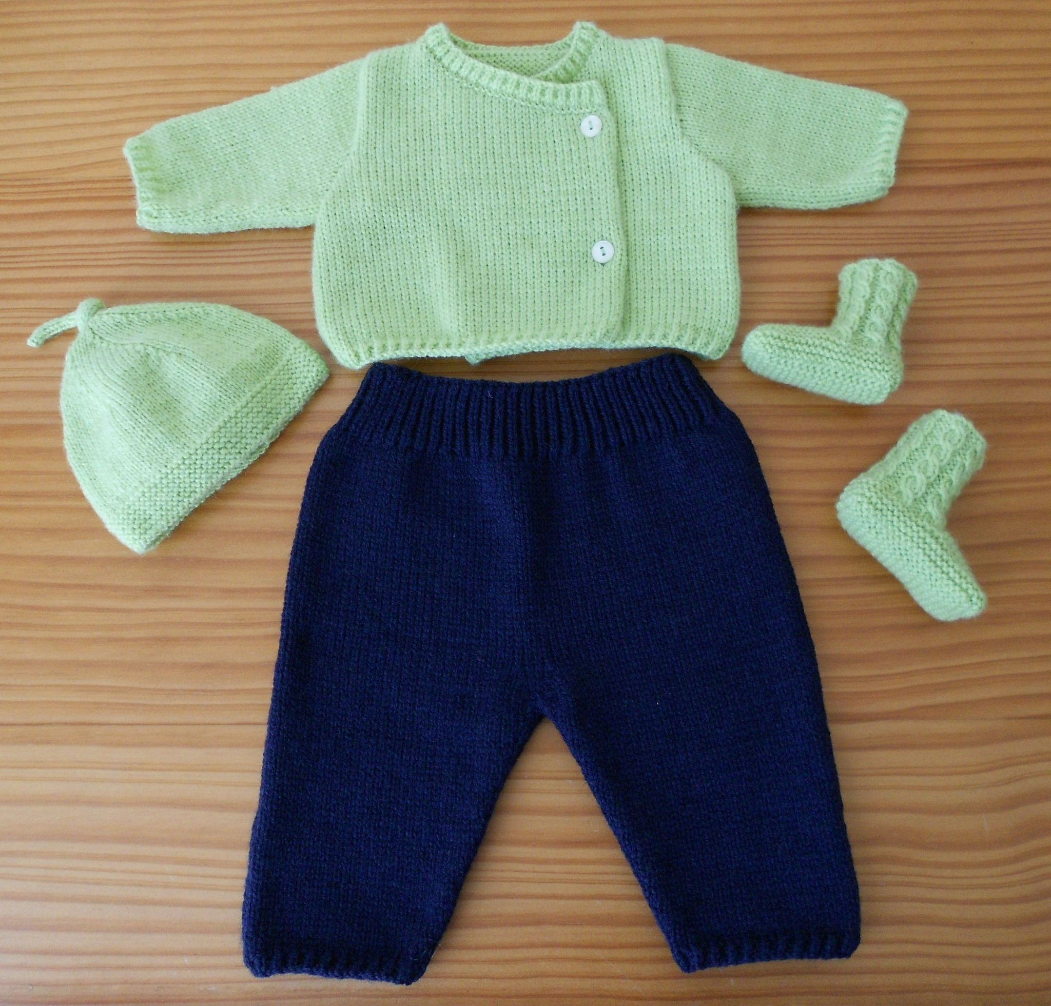 modele tricot one piece