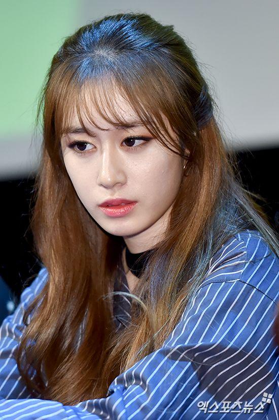 티아라 지연 '독보적인 분위기 여신~'
